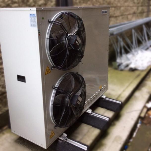 A Cold Condenser