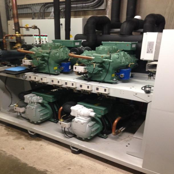 Compressor Pack Belfast