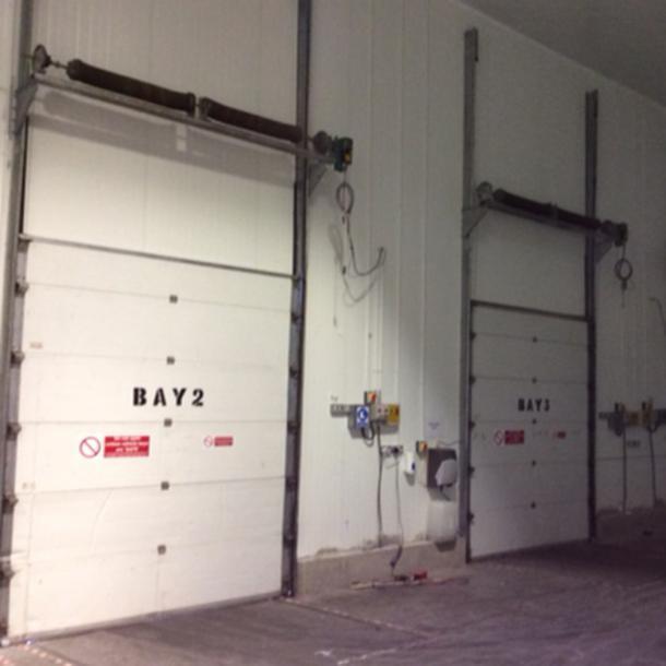 Rapid Rise Doors